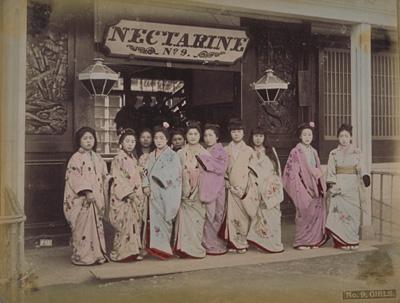History of prostitution essay