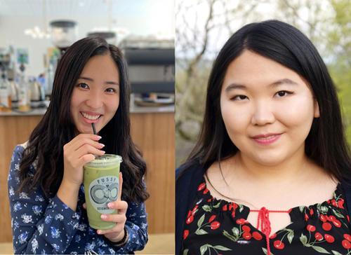 Yoojin Han and Tiana Wang