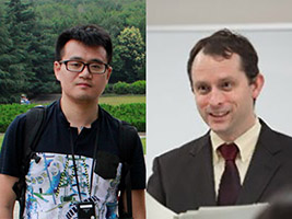 Dewei Shen and Loren Waller
