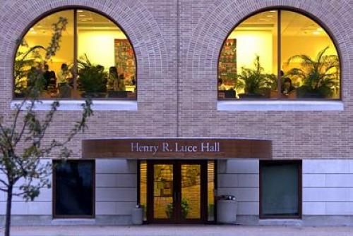 CEAS is located on the 3rd floor of Henry R. Luce Hall, 34 Hillhouse Avenue